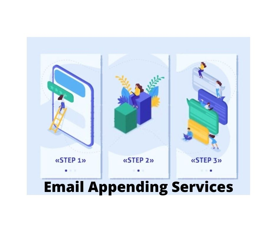 Step by Step Process of Email Appending